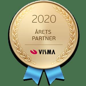 medalj_visma_årets_partner 2020