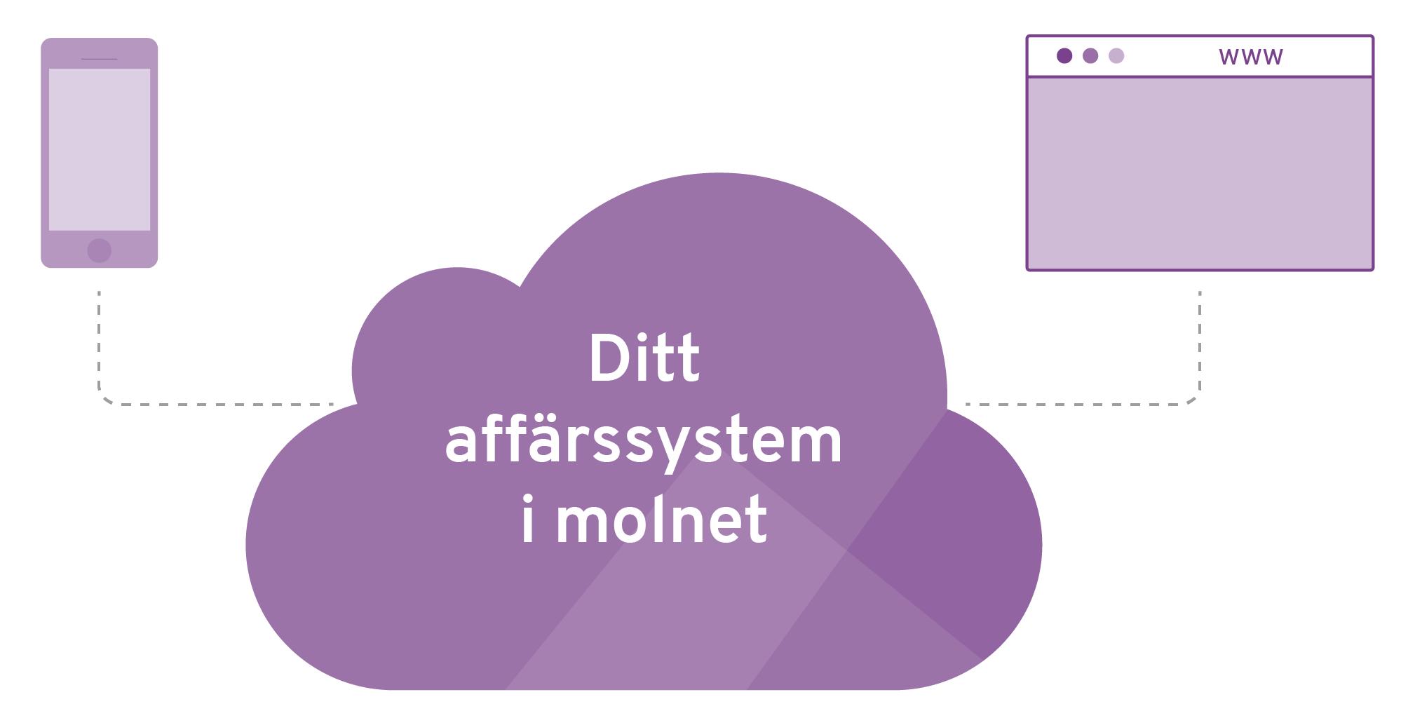 IFS Application Cloud Molnbaserat - Partner
