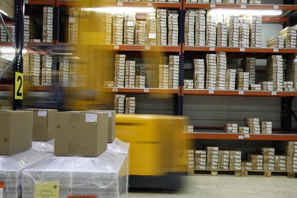 Visma.net Logistics - Affärssystemet med modul för logistik