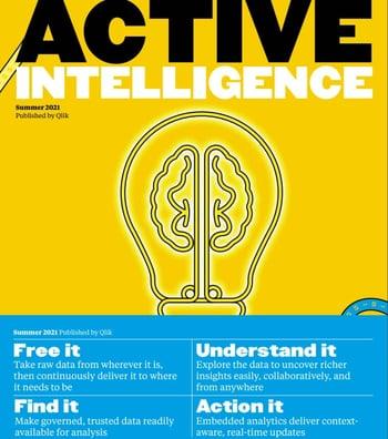 Ta steget mot Aktiv Business Intelligence