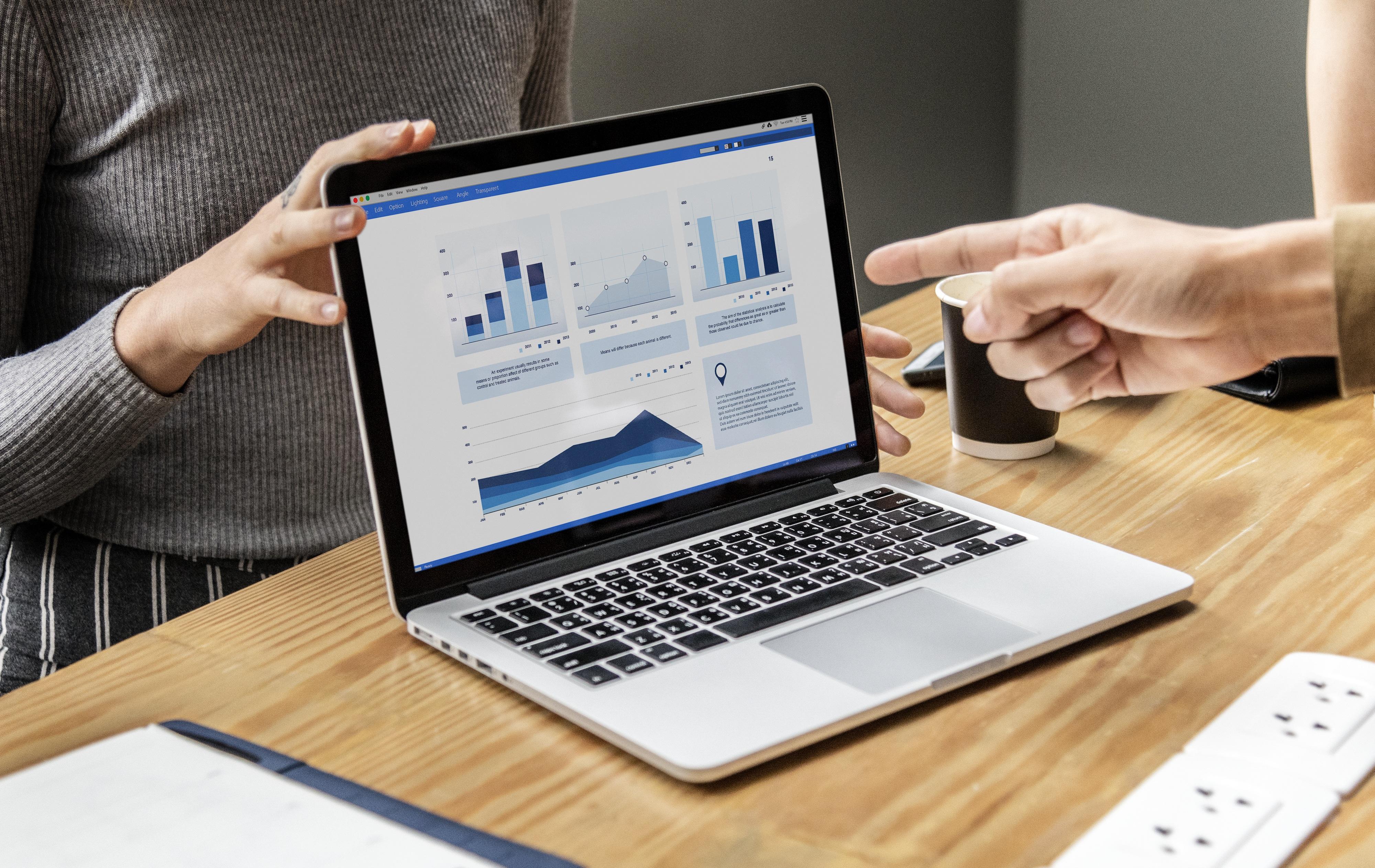 Hur framgångsrika företag använder BI för uppföljning och analys